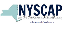 New York State Council on Adolescent Pregnancy logo