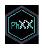 Empowered PhXX logo