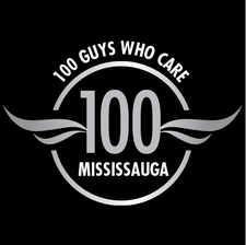 100 Guys Who Care Mississauga logo