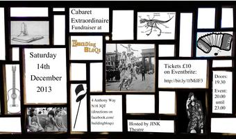 Cabaret Extraordinaire Fundraiser hosted by JINK theatr...