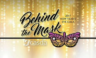 """2017 New Year's Eve """"Behind the Mask"""" Gala"""