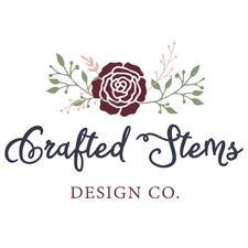 Crafted Stems Design Co.  logo