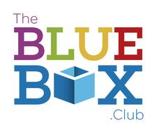 THE BLUE BOX logo