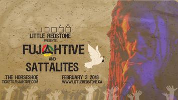 Fujahtive & Sattalites at the Legendary Horseshoe