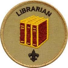 RRHS Library logo