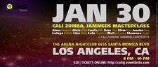 California Zumba® Jammers logo