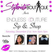 Sip and Shop with Stylenistaboutique