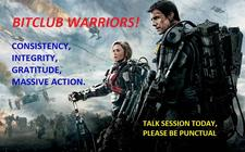 BITCLUB WARRIORS logo