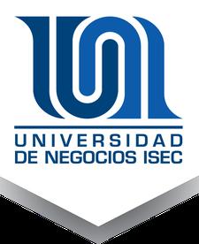Universidad de Negocios ISEC. Facultad de Contadores Públicos logo