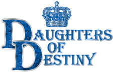 "Daughters of Destiny ""Founder, Pastor Tanesha McClelland"" logo"