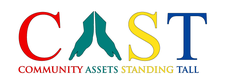 Community Assets Standing Tall logo