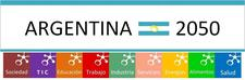 Argentina2050 logo