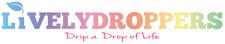 LivelyDroppers logo