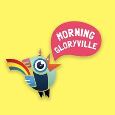 MORNING GLORYVILLE logo