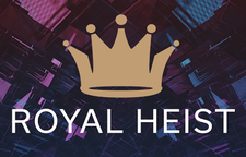 Royal Heist  logo