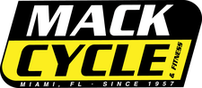 Mack Cycle & Fitness logo