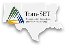 Transportation Consortium of South Central States (Tran-SET) logo
