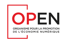 Organisme pour la Promotion de l'Économie Numérique (O.P.E.N.) logo