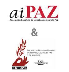 AIPAZ-DEMOSPAZ logo