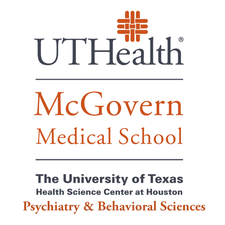 Department of Psychiatry, McGovern Medical School logo