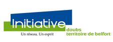 Initiative Doubs Territoire de Belfort logo
