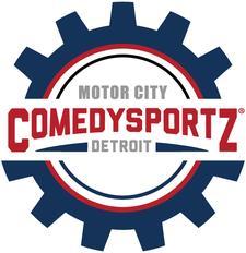 ComedySportz Detroit logo