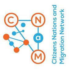 Citizens Nations and Migration (CNaM) Network, University of Edinburgh logo