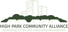 HIGH PARK COMMUNITY ALLIANCE logo