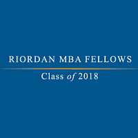 Riordan MBA Fellows Class of 2018 logo