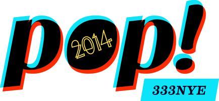 333NYE: POP! Tasting