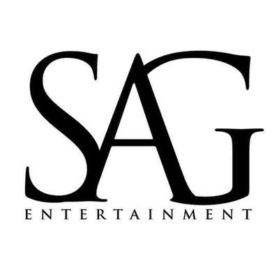 SAG Entertainment logo