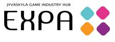 EXPA Game Business Co-Operative / IGDA Finland Jyväskylä Hub / Jyväskylä Game Industry Hub logo