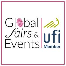 Global Fairs & Events logo