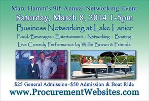Marc Hamm's 9th Annual Business Networking Event 2014...