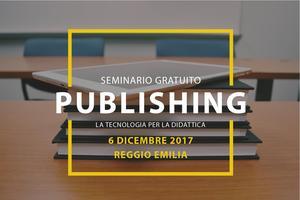 L'Editoria Digitale in classe