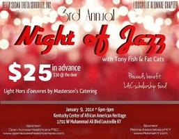 A NIGHT OF JAZZ WITH LACDST