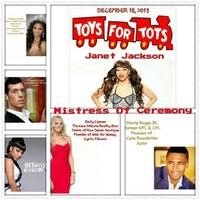 """""""Taste Of Holiday Cheer"""" Toys For Tots benefit"""