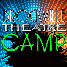 Brockville Theatre Camp logo