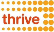 Lorna Burroughes - Thrive logo