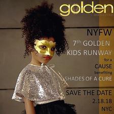 GOLDEN KIDS RUNWAY  logo