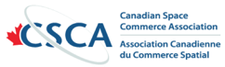 Canadian Space Commerce Association  logo