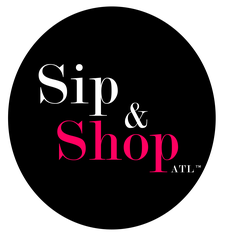 Sip and Shop ATL logo