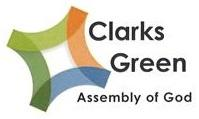 Clarks Green Assembly of God Church logo