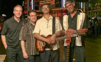 FRENCH COOKIN' BLUES BAND - Tix avail at the box...