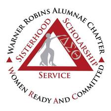 Warner Robins Alumnae Chapter of Delta Sigma Theta Sorority, Inc. logo