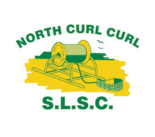 North Curl Curl Surf Life Saving Club logo