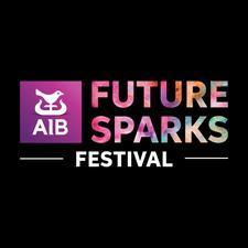 The AIB Future Sparks Festival  logo
