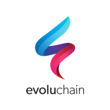 EVOLUCHAIN logo