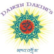 Dancin Dakini's Inc; logo