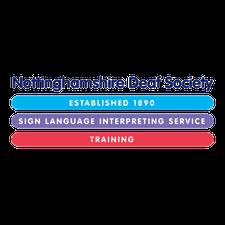 Nottinghamshire Deaf Society logo